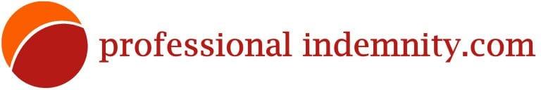 professional indemnity logo orange